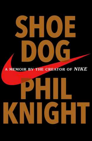 Book: Shoe Dog by Phil Knight