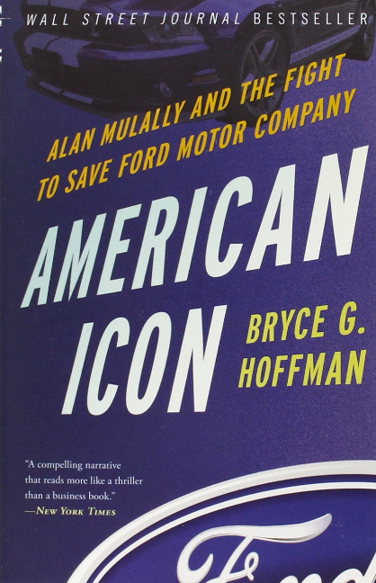 Book Comments: American Icon
